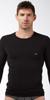 Emporio Armani Cotton Modal Long Sleeve Shirt