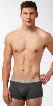 Emporio Armani Cotton Modal Trunk