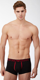 Emporio Armani Xmas Cotton Modal Trunk