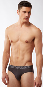 Emporio Armani Basic Stretch Modal Brief