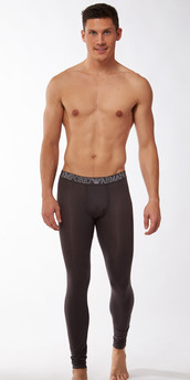 Emporio Armani Basic Stretch Modal Long Underwear