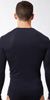 Emporio Armani Basic Stretch Modal Long Sleeve Shirt