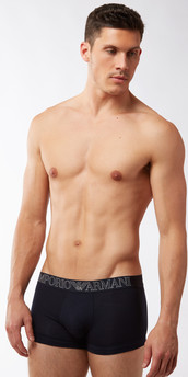 Emporio Armani Basic Stretch Modal Trunk
