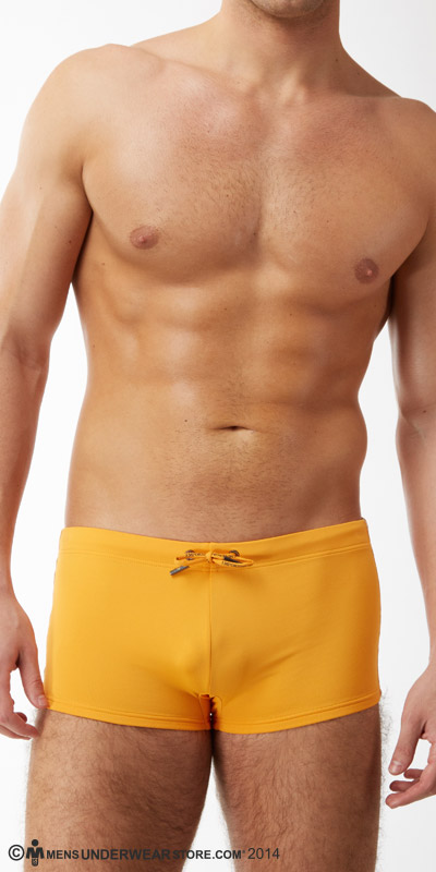 Emporio Armani Binding Logo Trunks