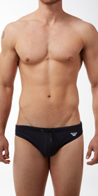 Emporio Armani Piquet Brief