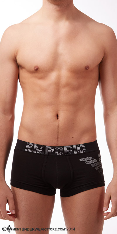 Emporio Armani Big Eagle Trunks