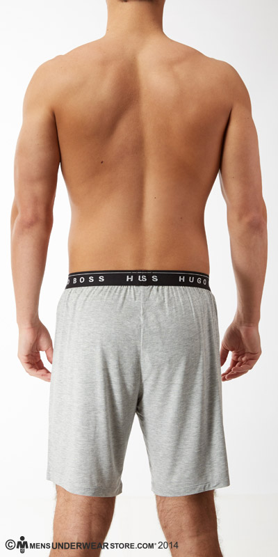 HUGO BOSS Micro Modal Lounge Shorts