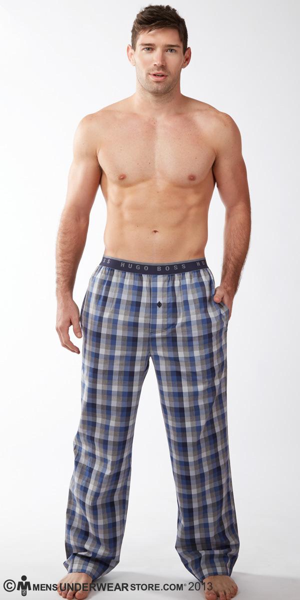 Hugo Boss Woven Long Pant