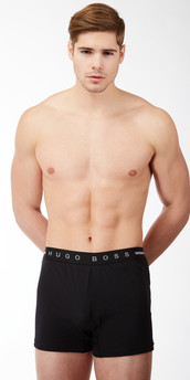 HUGO BOSS ORIGINAL Fly Front Boxer Briefs