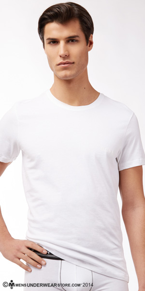 HUGO BOSS ESSENTIAL Crew Neck T-Shirt
