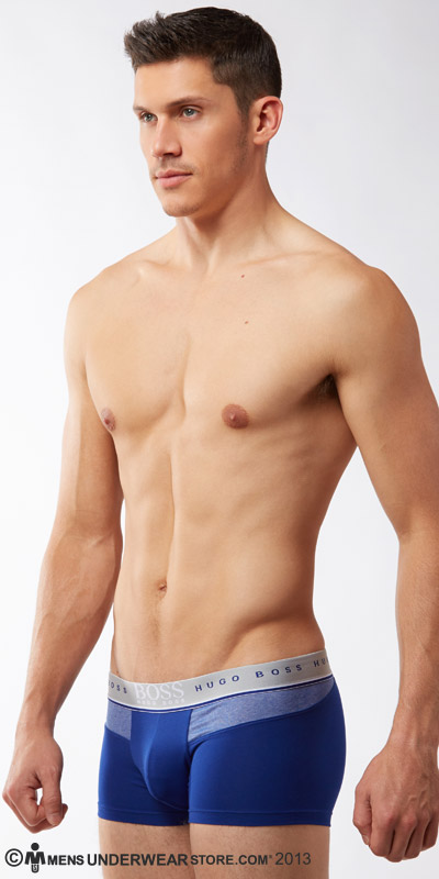 Hugo Boss Real Cool Cotton Boxer Briefs
