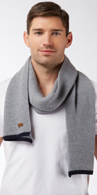 Hugo Boss Melange Scarf