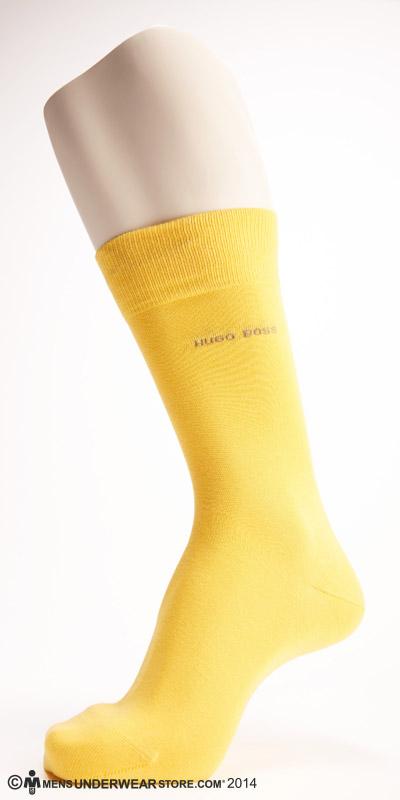 Hugo Boss Marc Colors Solid Socks