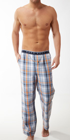 Hugo Boss Plaid Pants