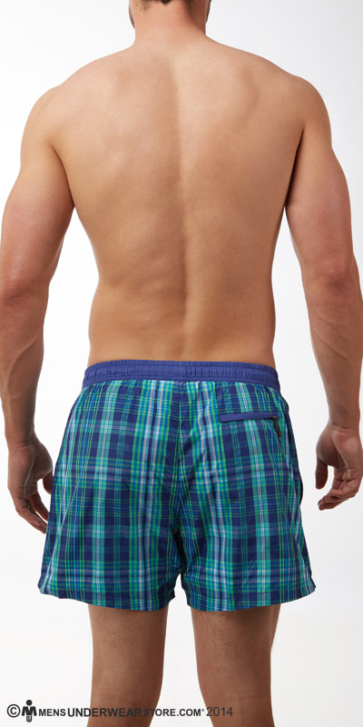 Hugo Boss Catshark Swim Trunks