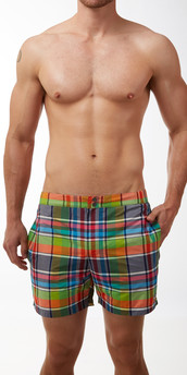 Hugo Boss Ribbonfish Swim Trunks