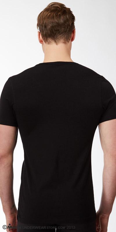 Naked Pima Cotton Crew Shirt