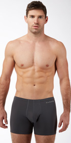 Naked Microfiber Boxer Briefs