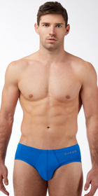 Naked Microfiber Brief