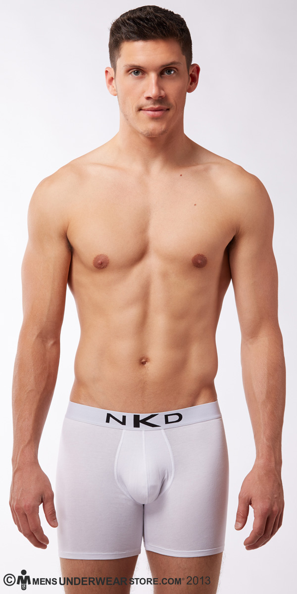 NKD Cotton Modal Boxer Briefs