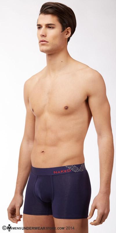 Naked Tencel Boxer Briefs