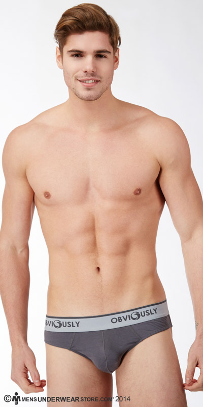Obviously Comfort Hipster Brief