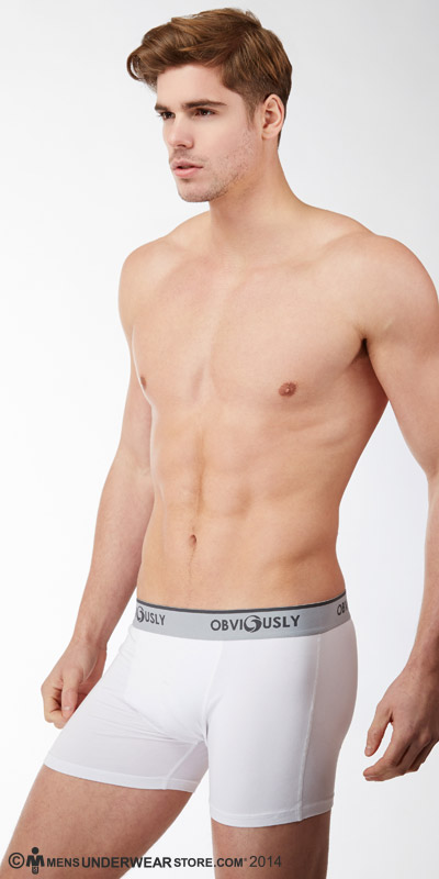 Obviously Classic Boxer Briefs