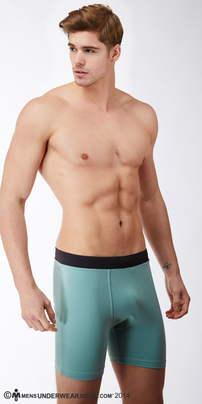 Sauvage Banded Contour Short