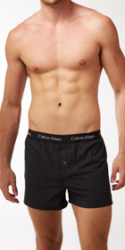 Calvin Klein Slim Fit Woven Boxers