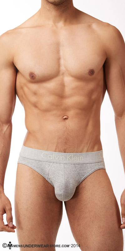 Calvin Klein Basic Body 2-Pack Hip Briefs
