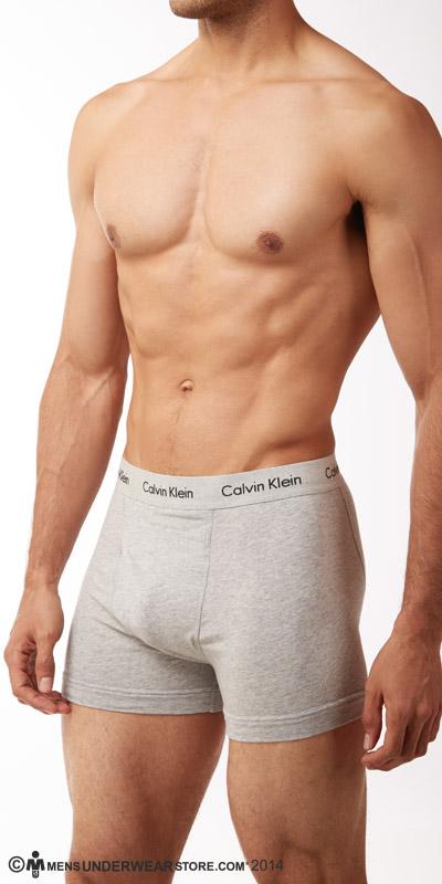 Calvin Klein Cotton Stretch 2-Pack Trunks