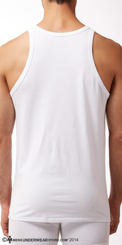 Calvin Klein Cotton Stretch Tank Top 2-Pack