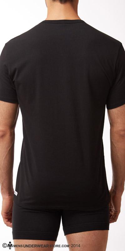 Calvin Klein Cotton Stretch Crew Neck T-Shirt 2-Pack