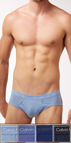 Calvin Klein Cotton Classics 4-Pack Low Rise Briefs