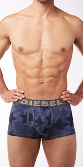 Diesel Under Denim Fashion Divine Trunks