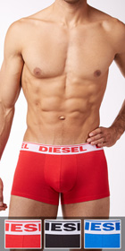 Diesel Shawn 3-Pack Trunks