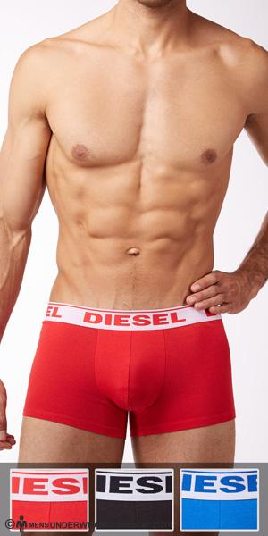 Diesel Shawn 3-Pack Trunks