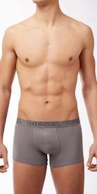 Diesel Stretch Cotton Shawn Trunks 3-Pack
