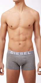 Diesel Stretch Cotton Kory Trunks 3-Pack