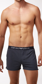 Emporio Armani Woven Boxers