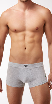 Emporio Armani Italian Flag Stretch Trunks
