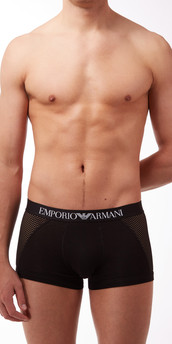 Emporio Armani Mesh Trunks