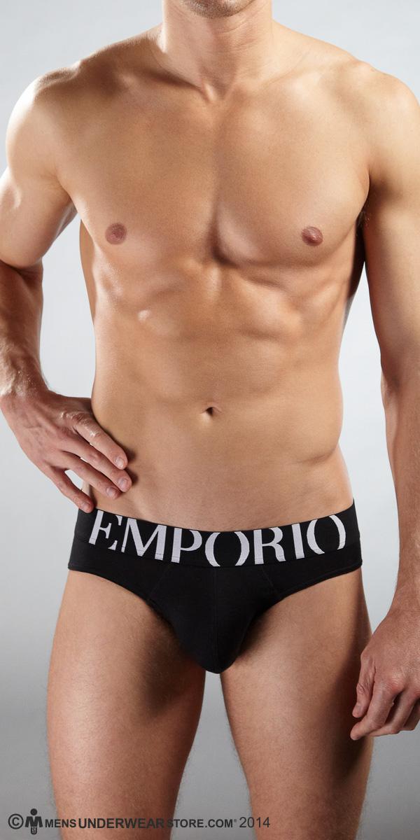 Emporio Armani Eagle Hip Brief