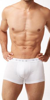 HUGO BOSS Perfect Cotton Trunk 3-Pack
