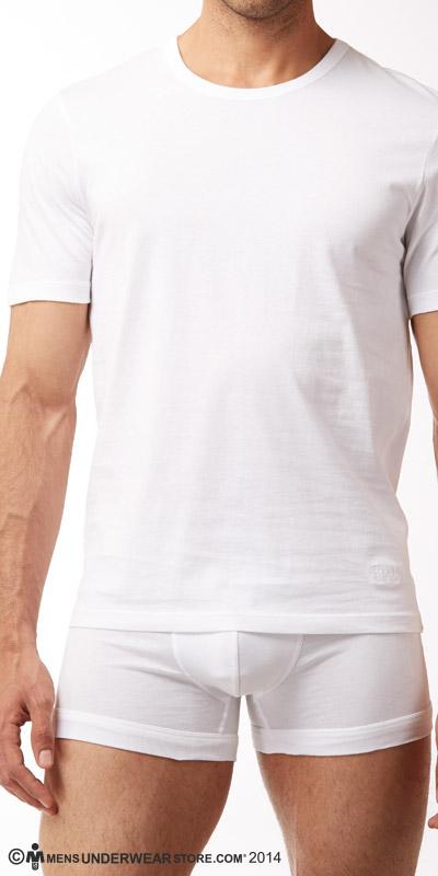 HUGO BOSS Perfect Cotton Shirt 3-Pack