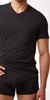 HUGO BOSS Perfect Cotton Loose Fit V-Neck Shirt 2-Pack