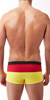 JOR Germany Square-Cut Swim Trunks