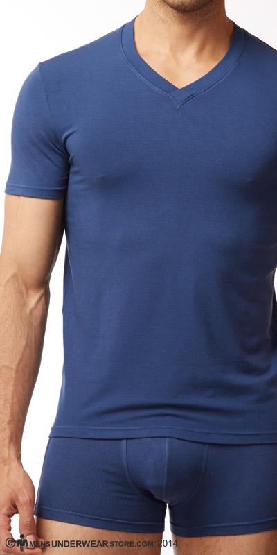 JM Bambou V-Neck Shirt