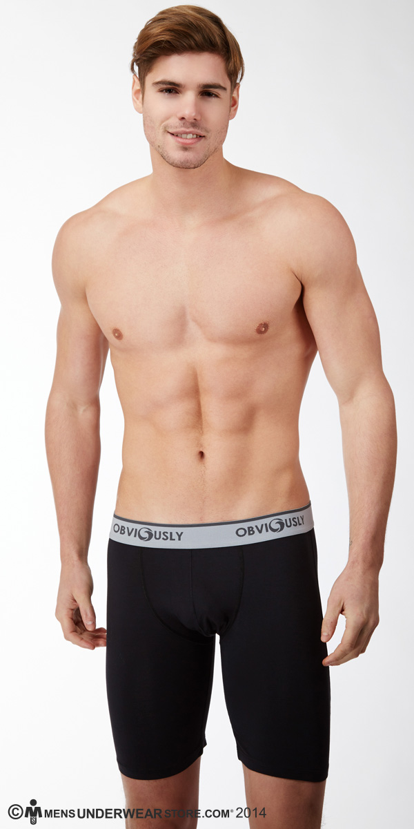 Obviously Comfort 9 In Boxer Briefs