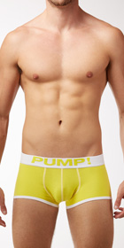Neon Fuel Yellow Boxers